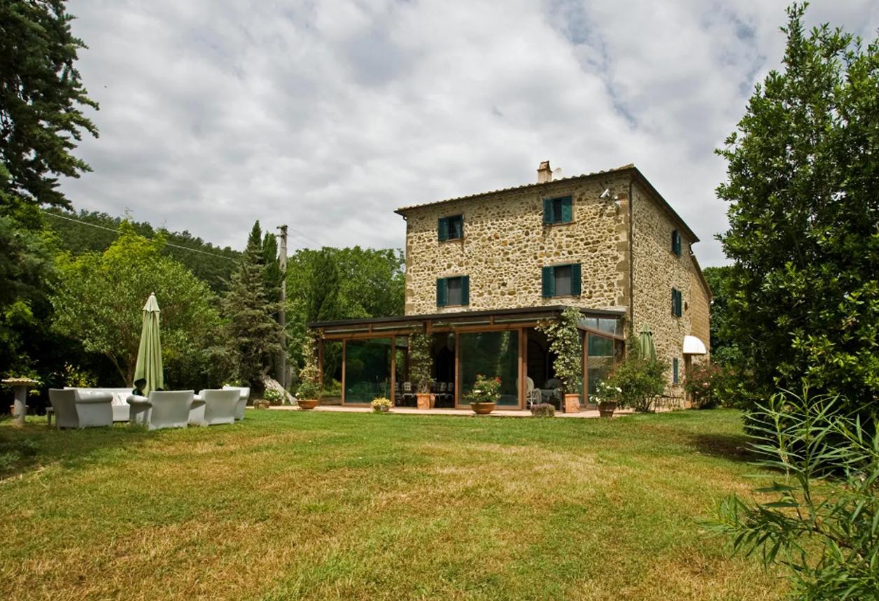 Luxury Villa – Manciano, Toscana Italia € 1.150.000